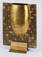 Vase Poudre d'or